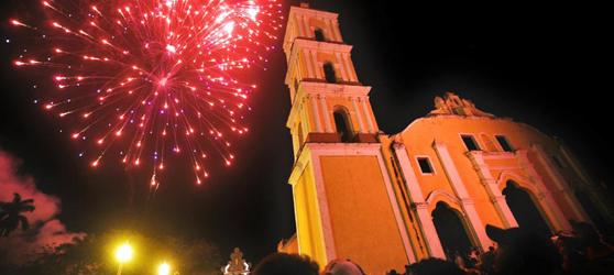Parrandas Remedios Festival Cuba