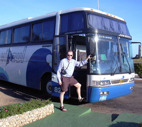 Viazul Bus Villa Clara Cuba